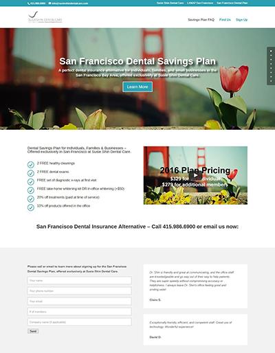 mini-website-design